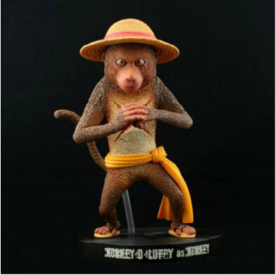 23CM Japan Anime One Piece Zero Figuarts 15 Anniversary Animal Luffy monkey action figure toy for boy collectible model toys anime one piece luffy vs trafalgar law 5th anniversary pvc action figure collectible model toy 16cm opfg511