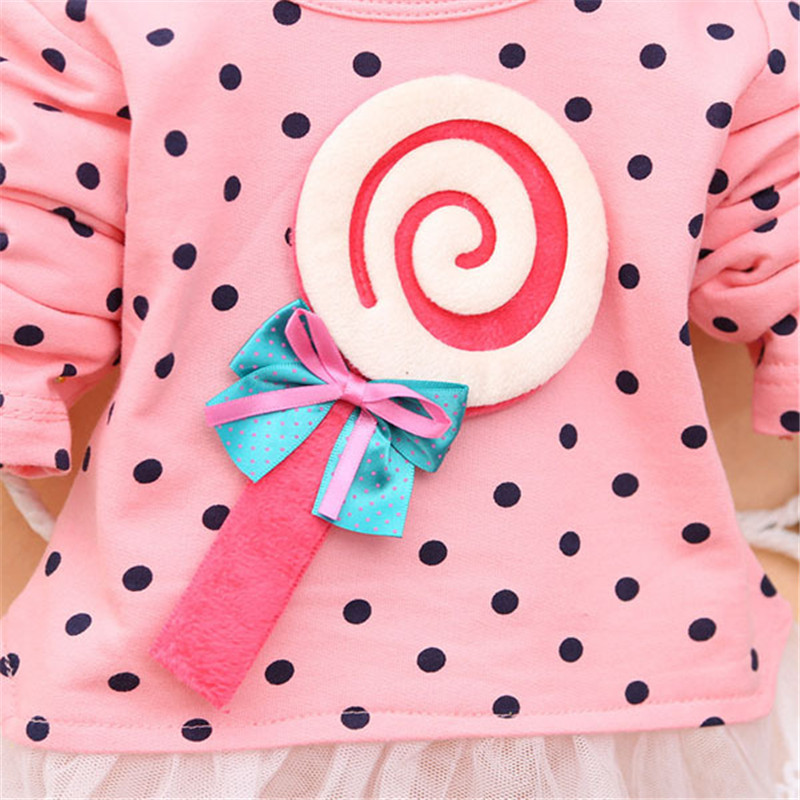 2017-Newest-Autumn-Spring-Kids-Sweater-Greatly-Lollipop-Full-Version-Dot-Girls-T-shirt-Stitching-Baby-Girls-lace-Dresses-H75-4