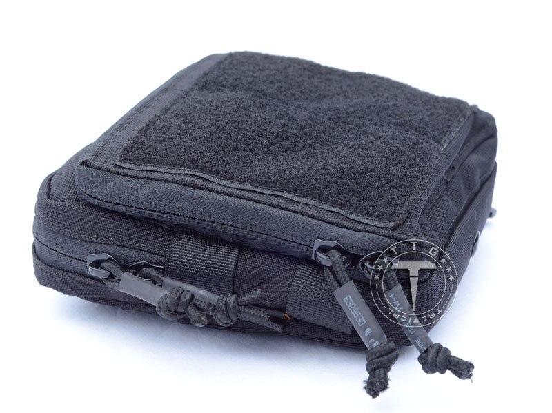 molle utilitário mapa admin pacote tático mochila acessório saco