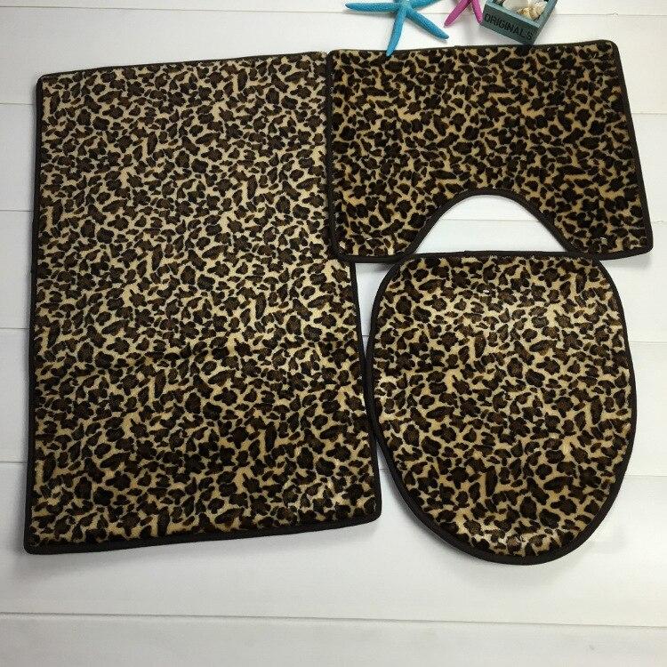 Animal Print Bath Rug: Popular Leopard Bath Rugs-Buy Cheap Leopard Bath Rugs Lots