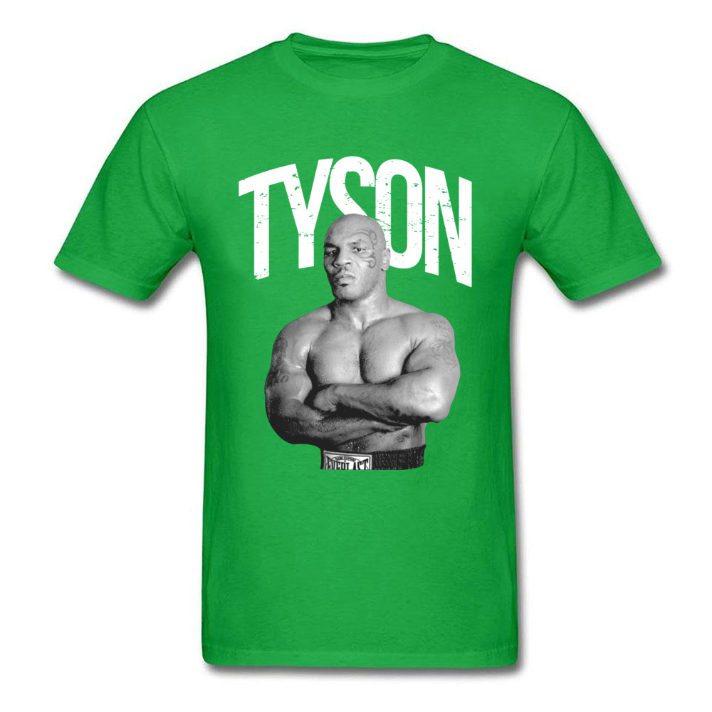 Iron Mike Tyson_green