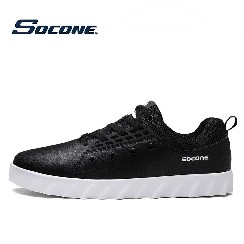 Prix pour Nouveau design SOCONE marque hommes conseil chaussures planche à roulettes Chaussures bas supérieur filles sport chaussures en gros 9835