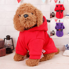 Pet Dog Winter Clothes pullover Puppy Cat Sweater Hoodie Apparel