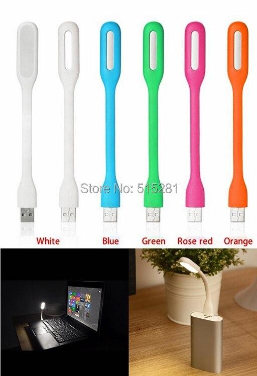DC 5V 1.2W Mini USB LED Light Portable USB LED Lamp For Power Bank Computer Led Lamp Flexible ...