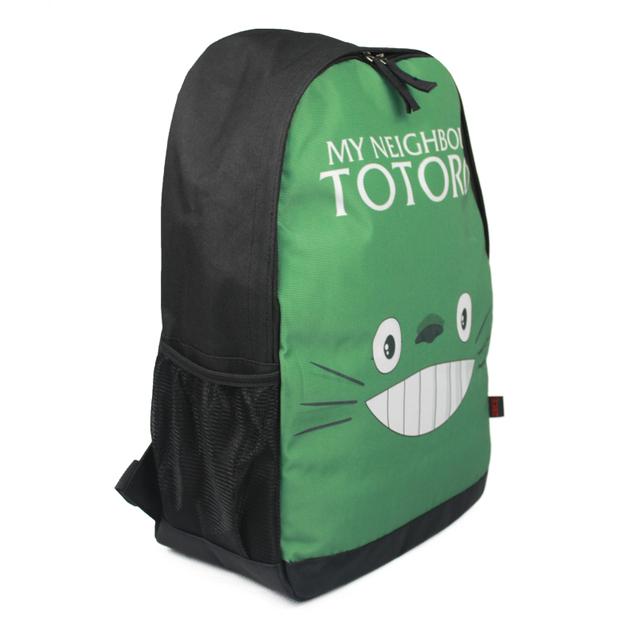 Cute Smile Totoro Backpack