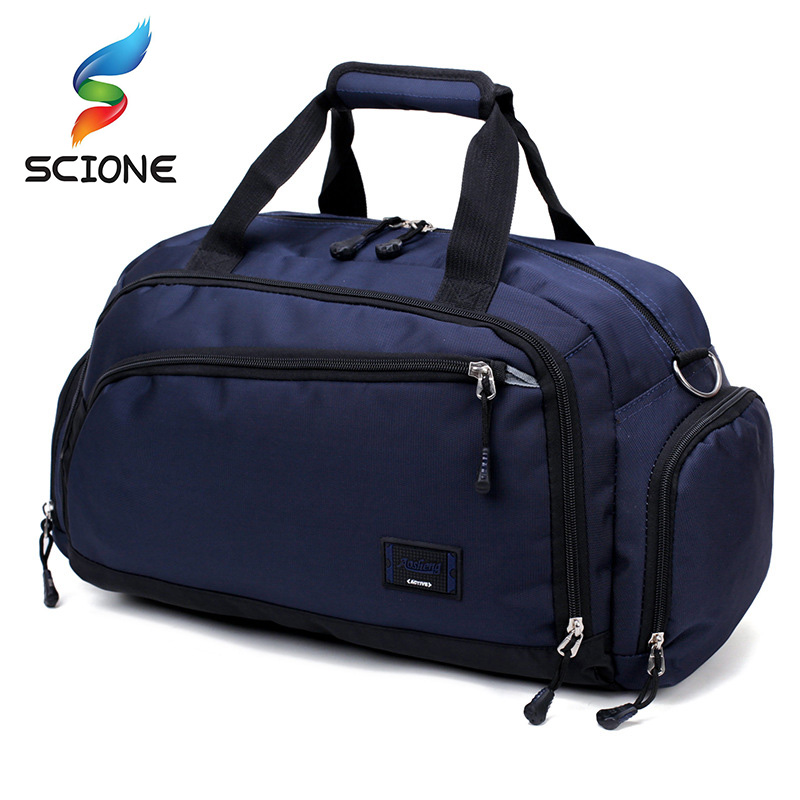 2018 NEW 24L Nylon Outdoor Unisex portable Waterproof Sport Bags Professional Men And Women Large Capacity