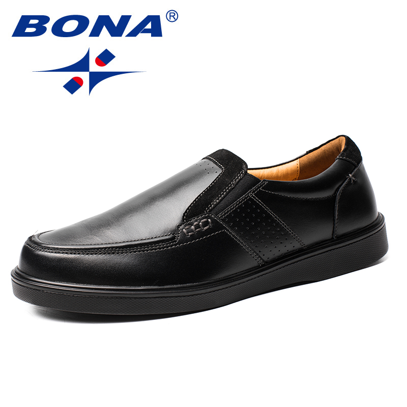 BONA New Popular Style Men Formal Shoes Lace Up Men Office Shoes Microfiber Comfortable Men Flats Light Soft Fast Free Shipping цена 2017