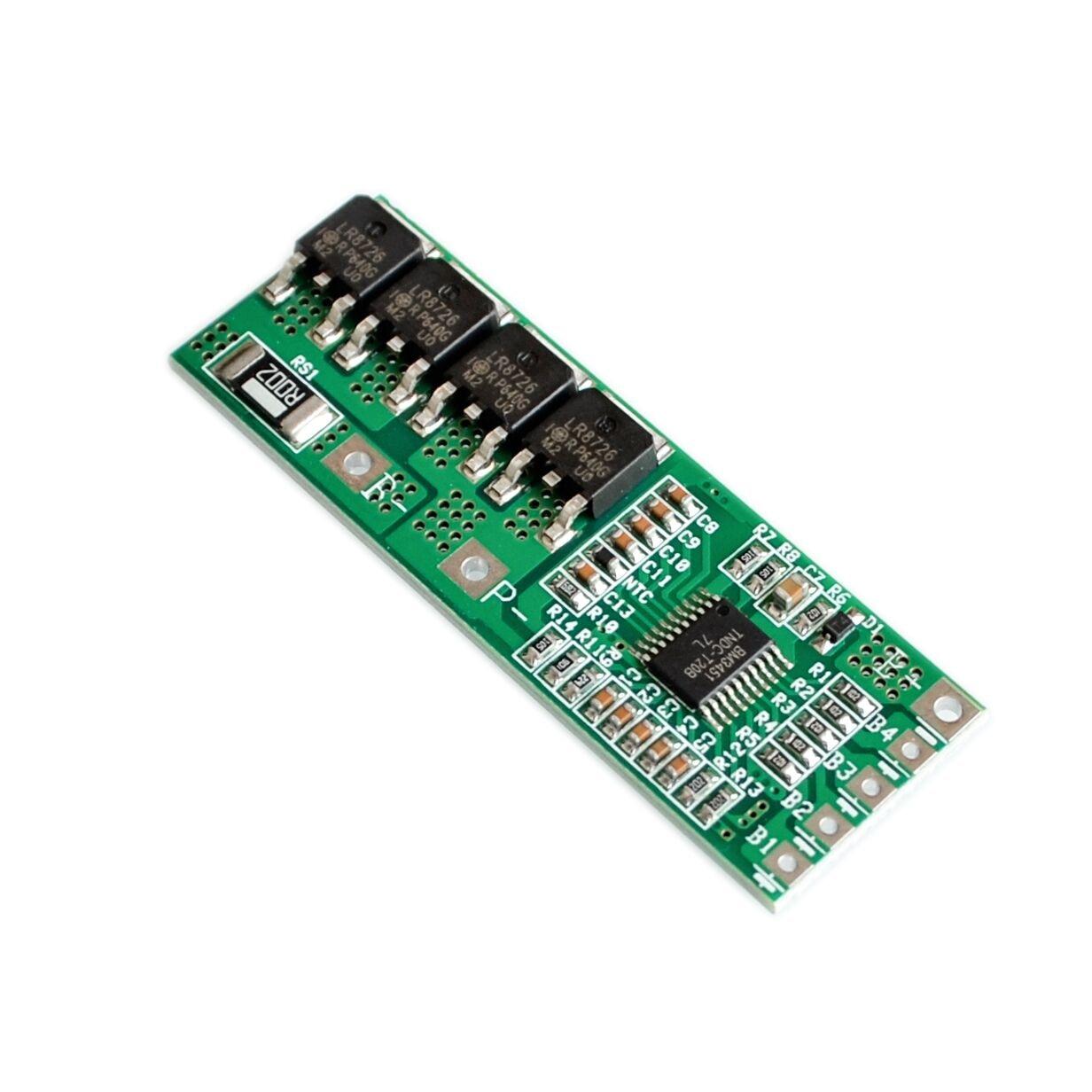Voltage LED Indicator Capacity Display For 3S 11.1V-12.6V Li-ion Li-Po Batteries