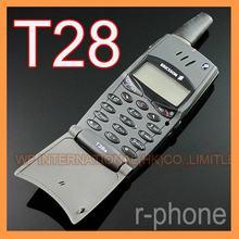 Ericsson t28 t28s remodelado celular 2g gsm 900/1800 preto & não pode usar em eua original desbloqueado