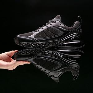 Image 5 - Onemix Running Sportschoenen Mannen Sneakers Vrouwen Winter Herfst Outdoor Jogging Sneaker Schokabsorptie Kussen Zachte Tussenzool Schoen