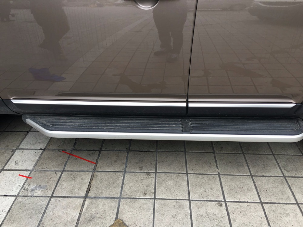 Car 4pcs lots Auto Side Door Trim for land rover Discovery 4