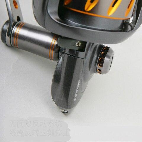 bobina de metal completo carpa engrenagem pesca