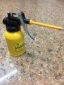 BOSI High Quality Durable Hard Pole Pump Oiler With Aluminum Alloy Valve