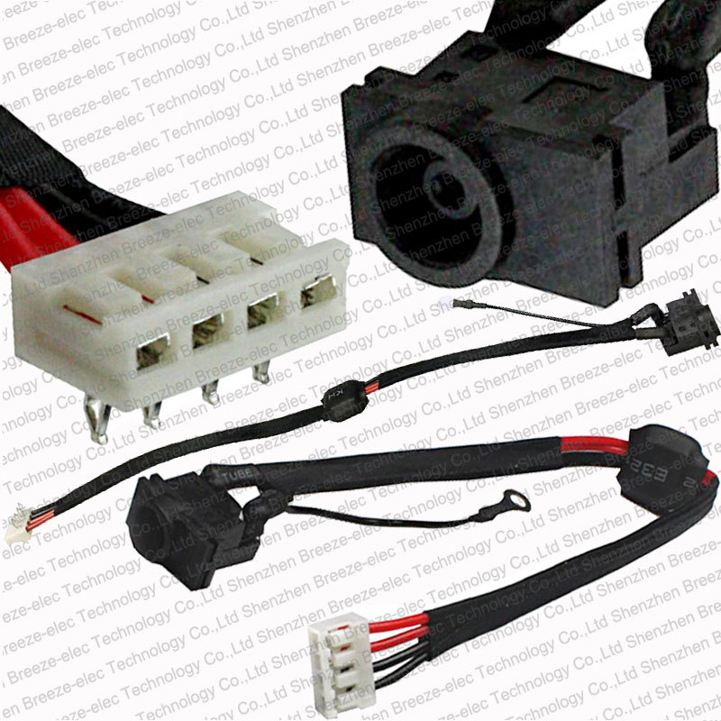 Tested New Laptop DC Power Port Jack Socket and Cable Wire CONNECTOR for Samsung NP365EC5 NP355V5C NP350V5C Part No: DC30100KB00 free shipping new laptop dc power jack connector cable wire for dell inspiron 15r n5050 n5040 m5040 p n 50 4ip05 101