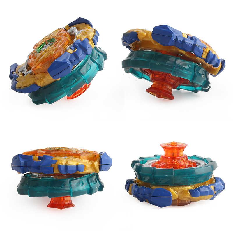 Topos explosão lançadores beyblade gt brinquedos B-153 explosão bables toupie bayblade fusão de metal deus girando topos bey lâmina lâminas brinquedo