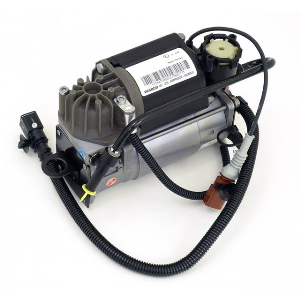 Air Suspension Compressor Pump For Audi Car Parts A V V Gas - Audi car parts