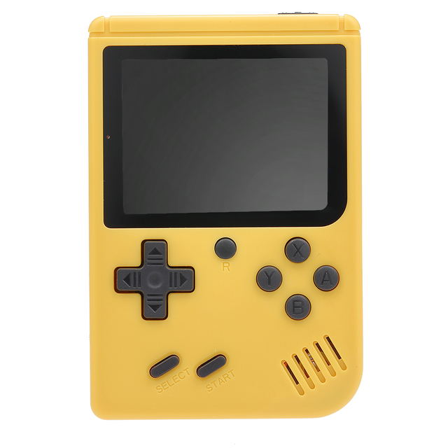2018 NEW Retro Mini 2 Handheld Game Console Emulator Built-in 168 Games Video Games Handheld Game Player for Best Gift For Kids