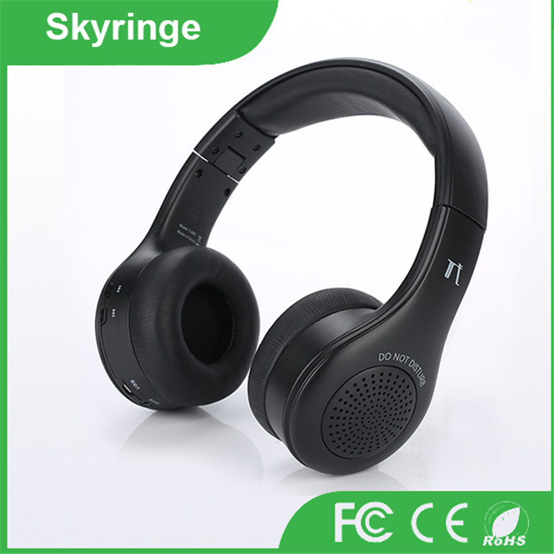 ФОТО 2016 New High Quality Wireless Bluetooth Headphone Noise Cancilling Headphones With Speaker
