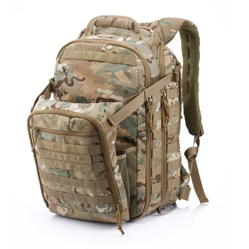 2017 İsti Hərbi Taktik Sırt Çantası Yürüş Kampan Çantası - İdman çantaları - Fotoqrafiya 2