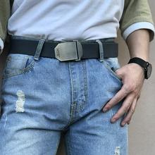 Hot NOS Men Canvas Belt Military Equipment Cinturon Western Strap Men s Belts Luxury For Men
