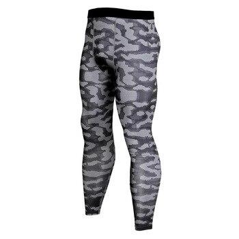 Men Casual Pants Compression Pants Men Fitness Trousers Camouflage Mens Joggers Men Sweat Pants Bodybuilding Clothes Men bossdun men