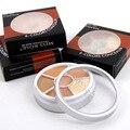 6 Pro Cara Corrector Crema Cartilla Cubierta Facial Contorno Contour Palette Kit de Maquillaje Paletas de Maquillaje Corrector Fundación Base