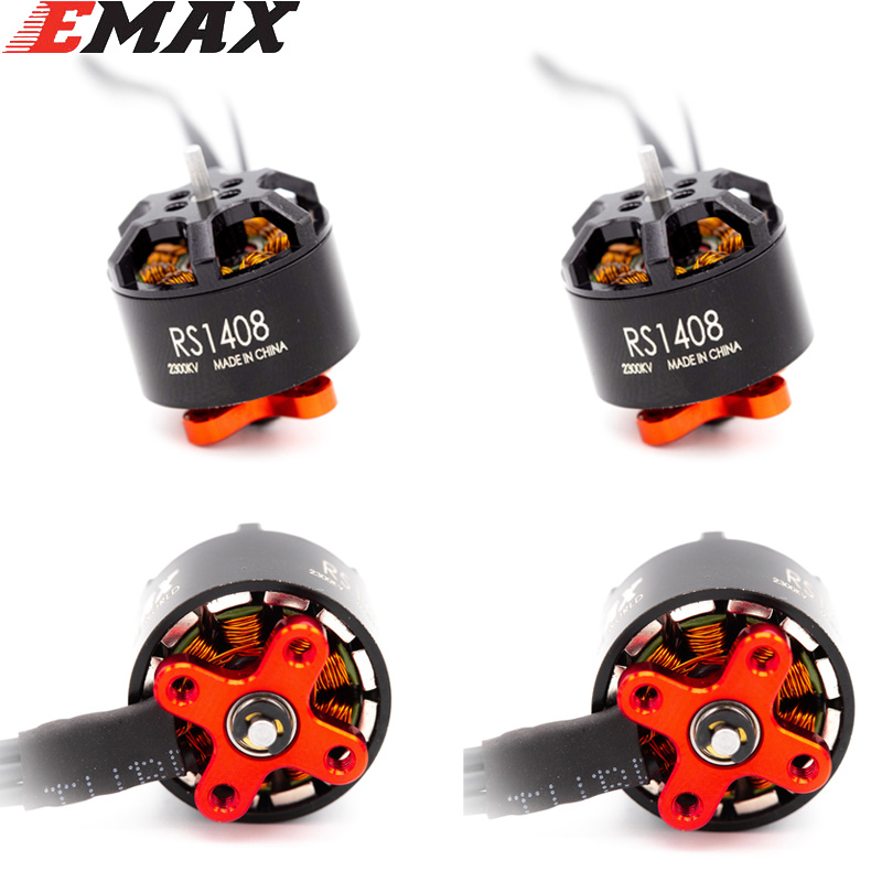4pcs lot Emax RS1408 2300KV 3600KV Racing Edition Motor For RC Helicopter Quadcopter FPV Multicopter Drone