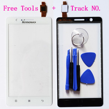 Top quality touch panel for Lenovo A536 touch screen digitizer replacement for Lenovo A536 touchscreen sensor Front Glass 5.0″