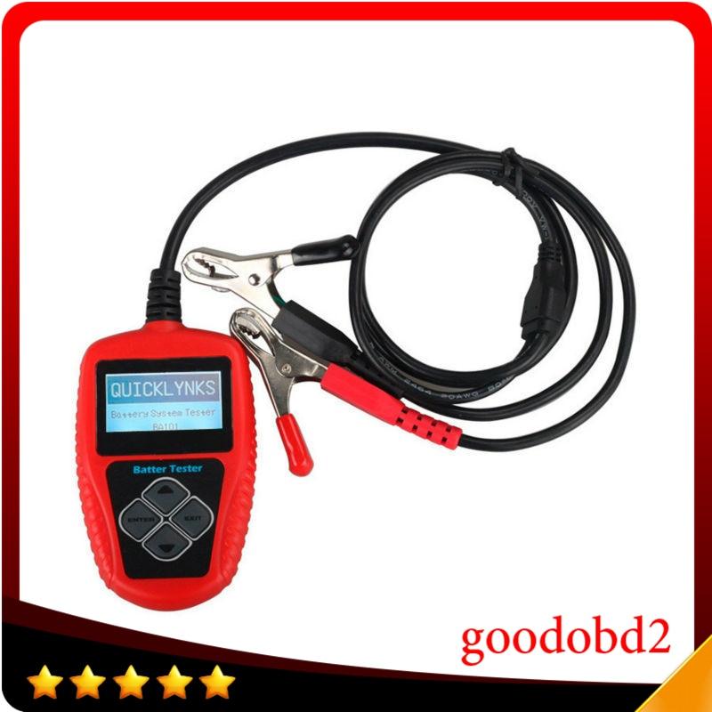 Prix pour Véhicule Batterie Testeur BA101 Automobile 12 V Véhicule De Voiture Auto Testeur de Batterie Analyseur 100-2000CCA 220AH
