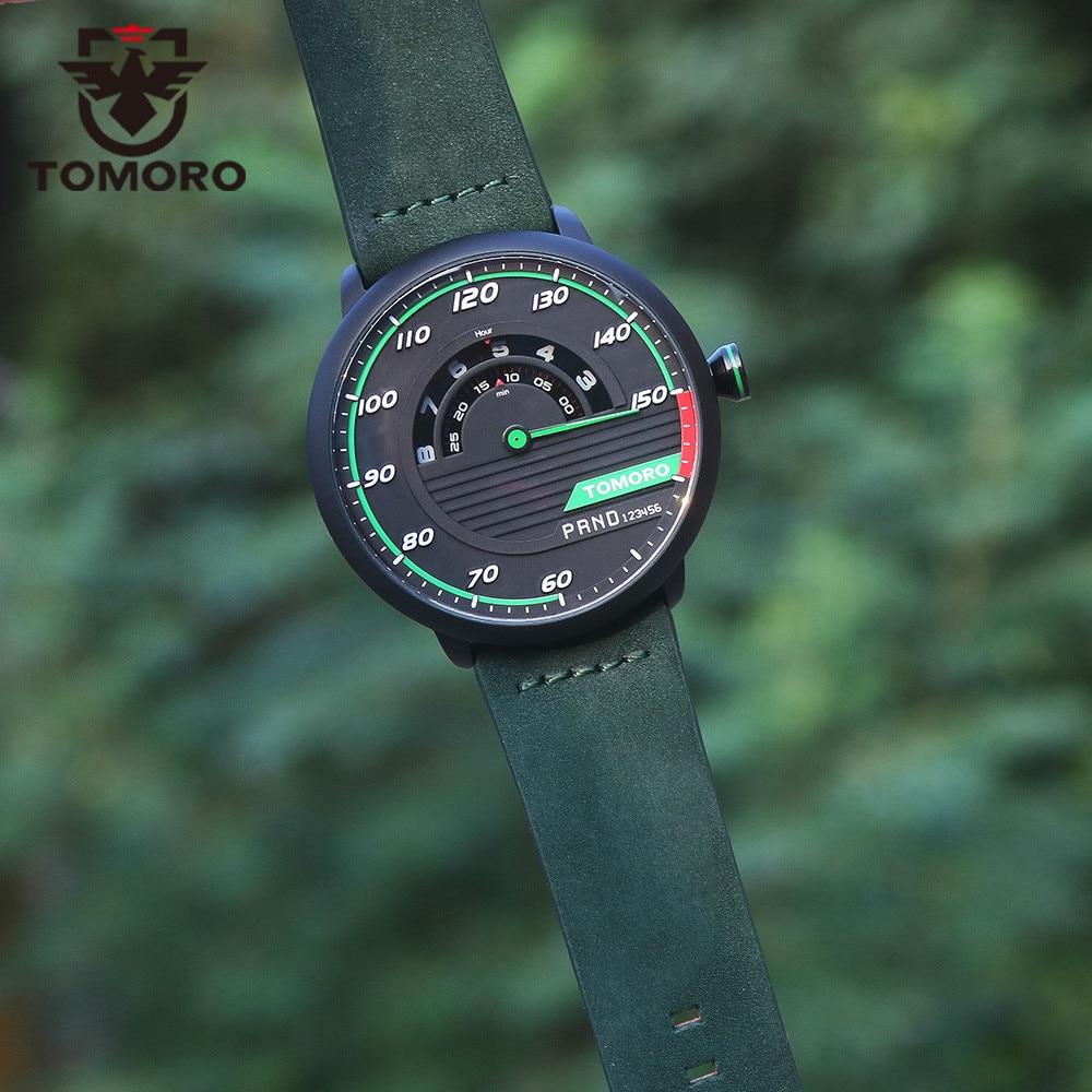 HTB1H0wOMVXXXXXTapXXq6xXFXXXE TOMORO Men's Unique Racing Car 3D Design Wrist Watch