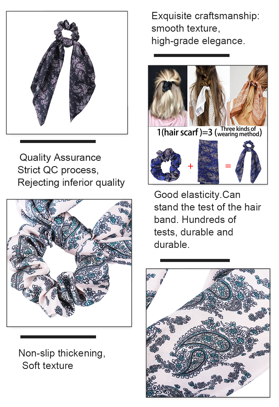 Bohemian Hairband
