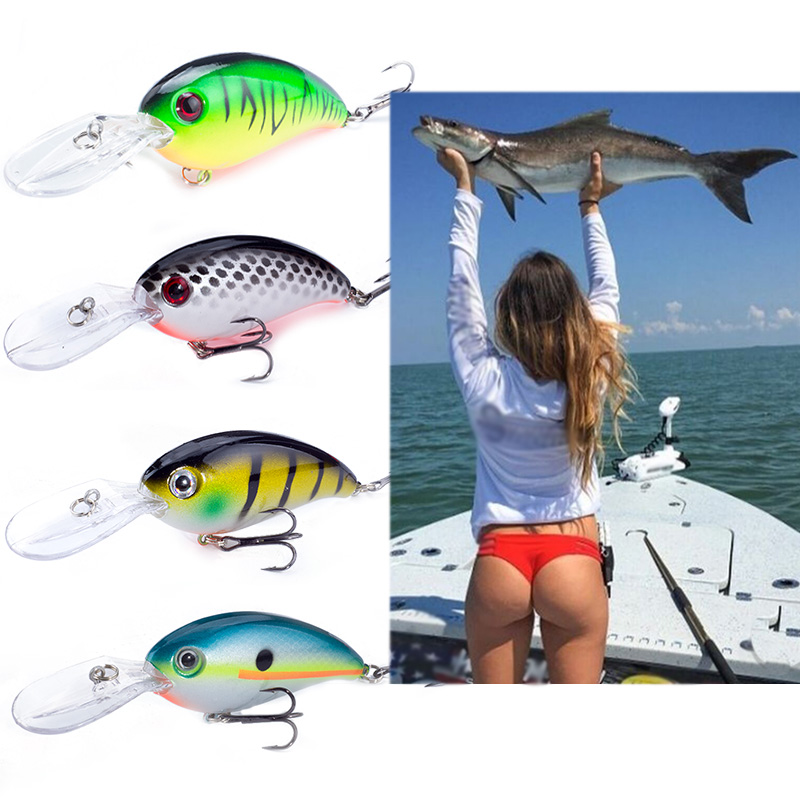 SEALURER Brand Big Wobbler Fishing lures 10cm14g sea trolling minnow artificial bait carp peche crankbait pesca jerkbait
