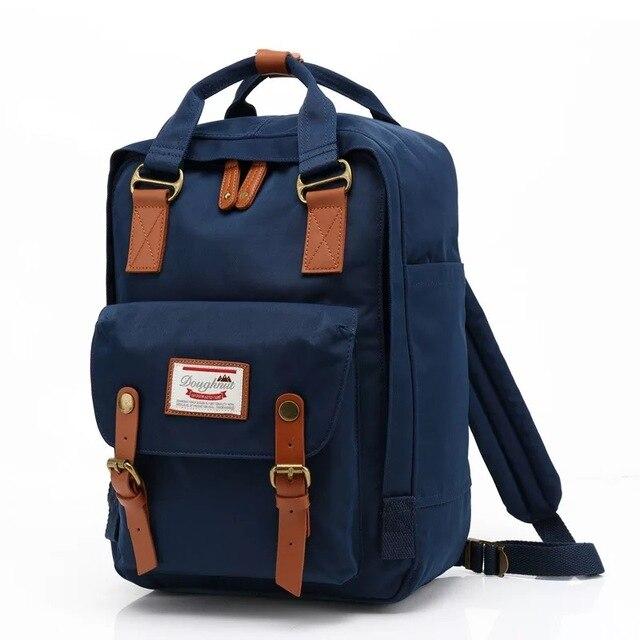 ac00e8df30d53 2018 Moda Kanken męskie plecaki turystyczne Dorywczo Studentów Plecaki  Szkolne Mochilas Męskie Laptop Czarny Plecak Mochilas