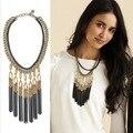 X219 tassel sautoir de marque brand new 2014 joyeria jewelry collares colliers bijoux bijuterias necklaces & pendants for women
