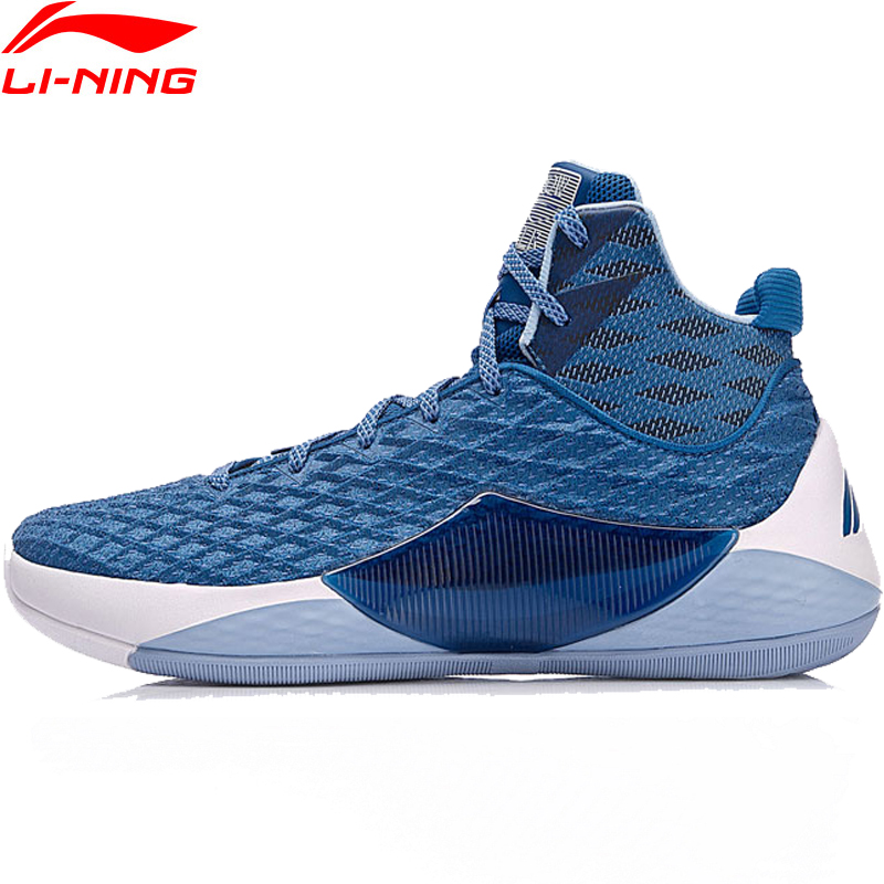 Li-Ning Men SHADOW WALKER 2018 Basketball Shoes LiNing Cloud TPU Support Sneakers Mono Yarn Sports Shoes ABAN019 XYL138