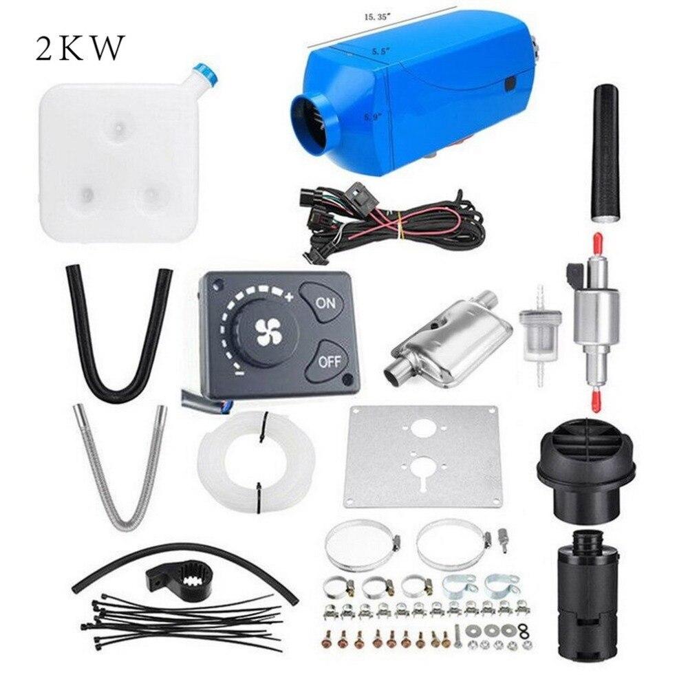 Поворотный переключатель с одним отверстием с глушителем синий 2 кВт