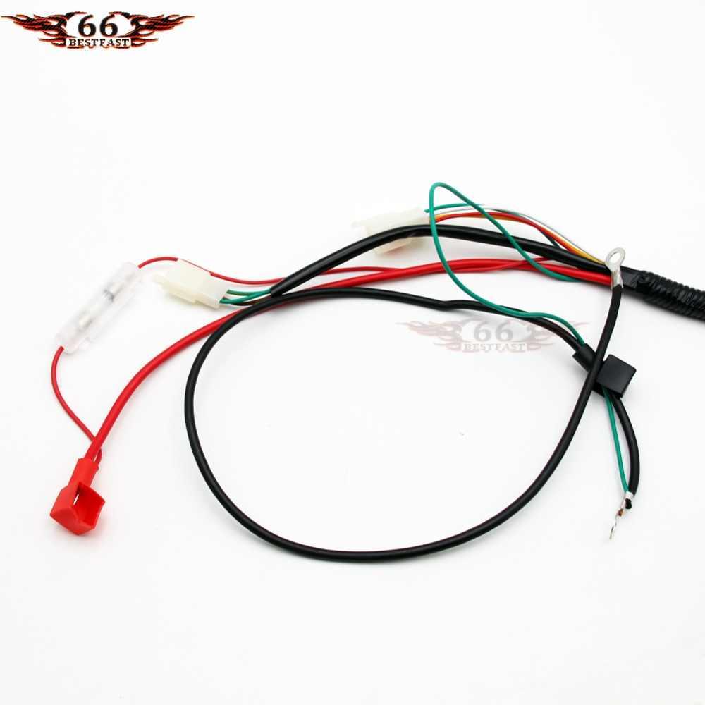 Kandi 250cc Wiring Harness | Wiring Diagram on