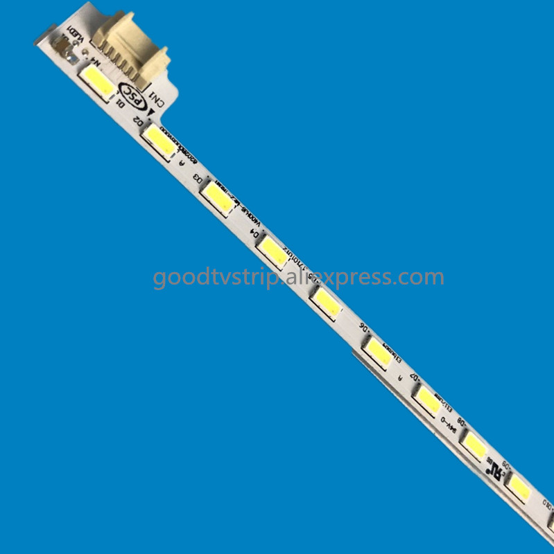 490mm LED Backlight Lamp strip 52leds for Sharp Lenovo 40 inch TV LCD-40V3A 40E62 V400HJ6-ME2-TREM1 V400HJ6-LE8 2pcs