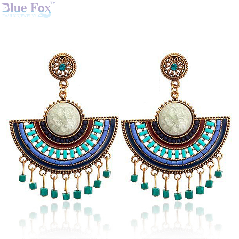 Hot Fashion Jewelry Drop Earring Charms Womens Vintage