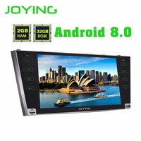 Clearance sale Double 2Din Android 8.0 Car Radio Stereo PX5 Octa Core Head Unit For Toyota Camry Aurion 2006 2011 NO DVD Player