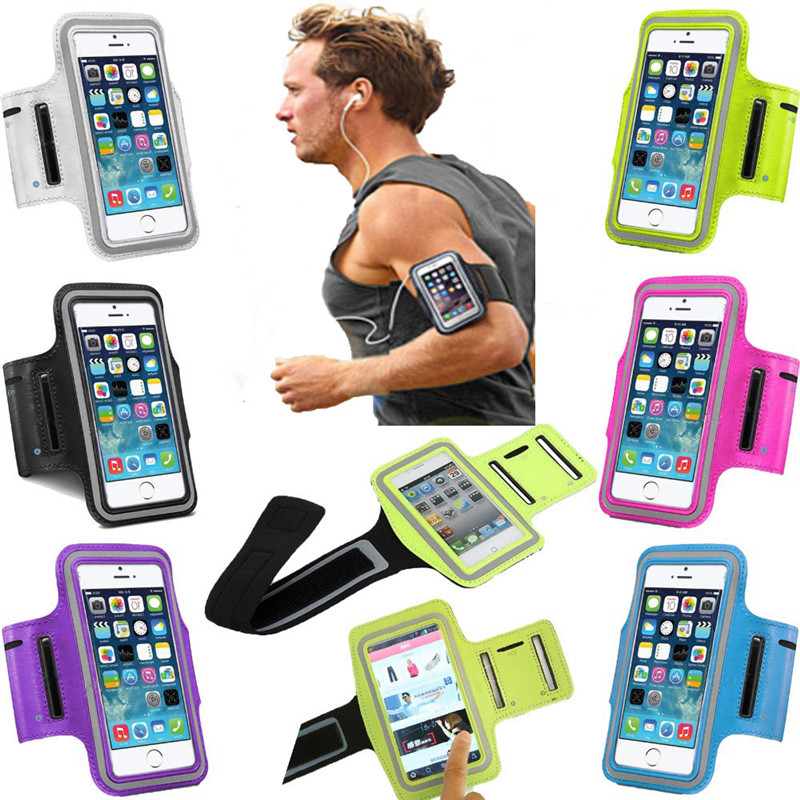 half off afbc5 3eee8 Sport Arm Band Case For iPhone 6 6S 7 Gym Waterproof For Samsung Galaxy S3  S4 S5 S6/Edge S7 J5 XiaoMi Mi5 PU Leather Phone Cover