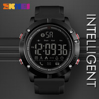 SKMEI Fitness Tracker Smart Sport Watch Step Counting Calorie Calculation Wristwatch Bluetooth Outdoor Running Date Storage