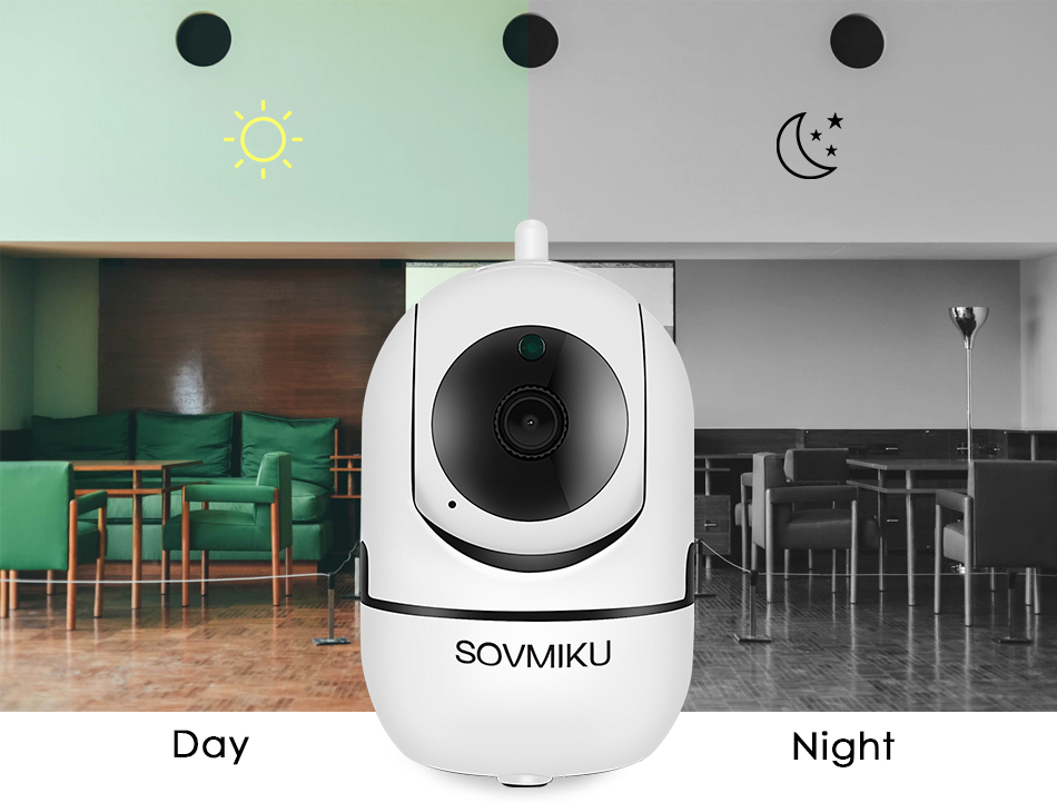 Night Version IP Camera