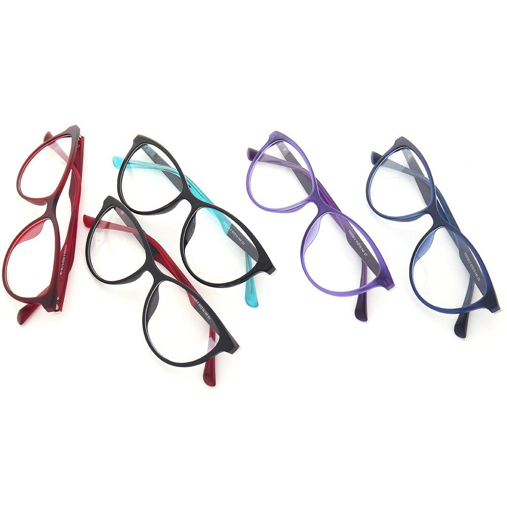 991ad7cfb Armações de Óculos Óculos de Armação Retro para Leitura Feida Mulheres
