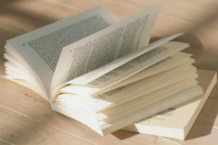 Color Print Paperback Book, Professional Cheap Book Printing ...