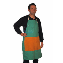 FR Clothing Clothes Flame Retardant Welding Aprons Cotton Coverall