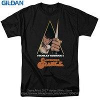 Create T Shirt Online Gildan Men S Short Sleeve A Clockwork Orange Movie Poster Crew Neck