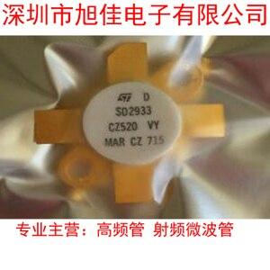 Transistores de potência sd2933 rf hf/vhf/uhf N-CHANNEL mosfets