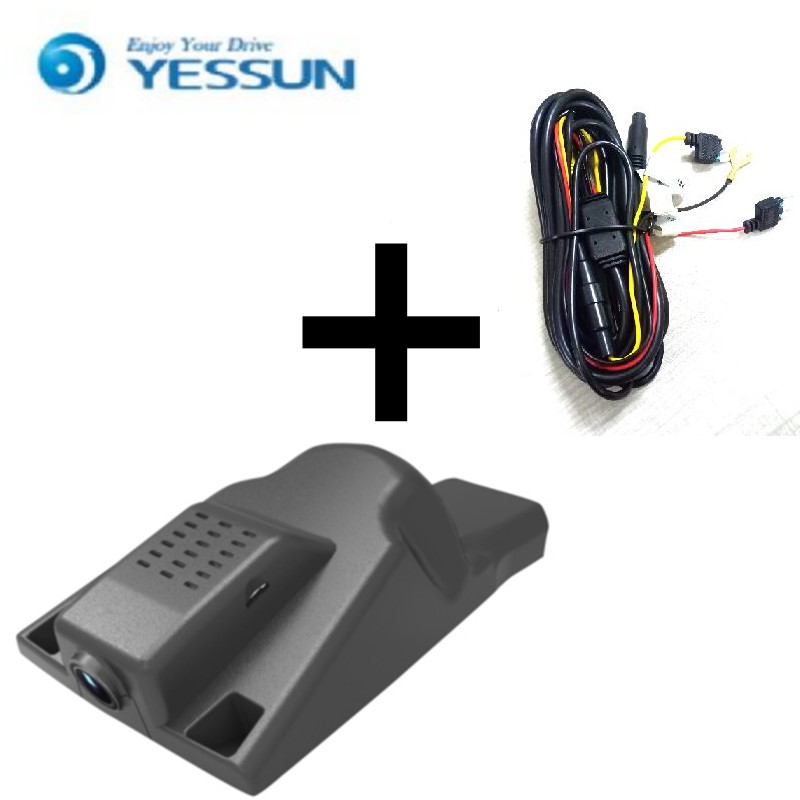 YESSUN For Ford Everest Lincoln MKZ MKX MKC / Car Driving Video Recorder DVR Mini Wifi Camera Black Box / Registrator Dash Cam for kia carnival car driving video recorder dvr mini control app wifi camera black box registrator dash cam original style page 4