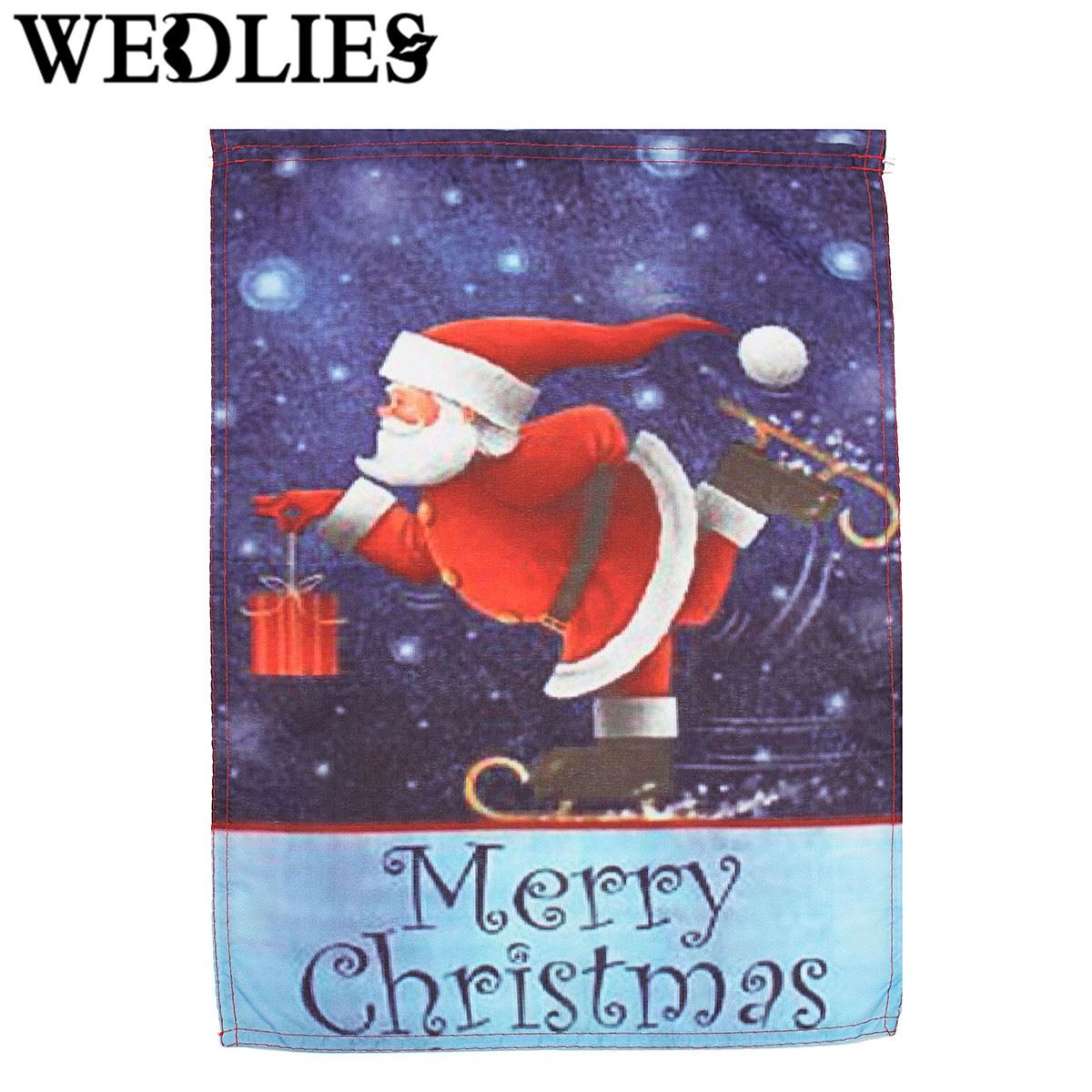 Popular Garden Flags Christmas Buy Cheap Garden Flags Christmas
